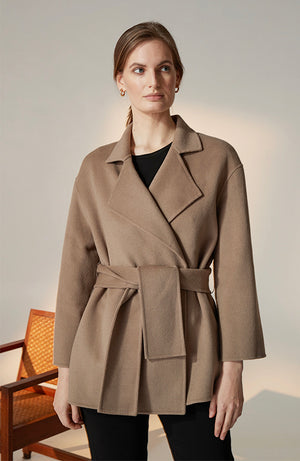 Hedvig Wool Jacket