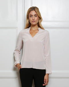 Marina Silk Blouse