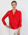 Rhoda Cotton Silk Blouse