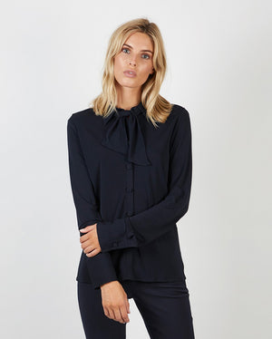 Sophie Shirt Midnight Blue