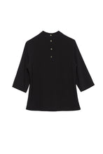 Tara semi polo Top