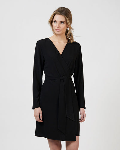Uma Wrap Dress