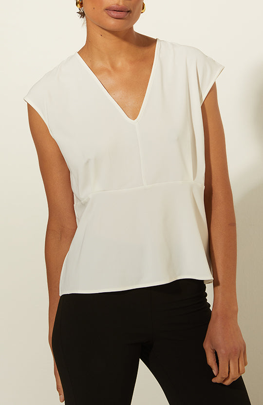 Vesna V Necked Top