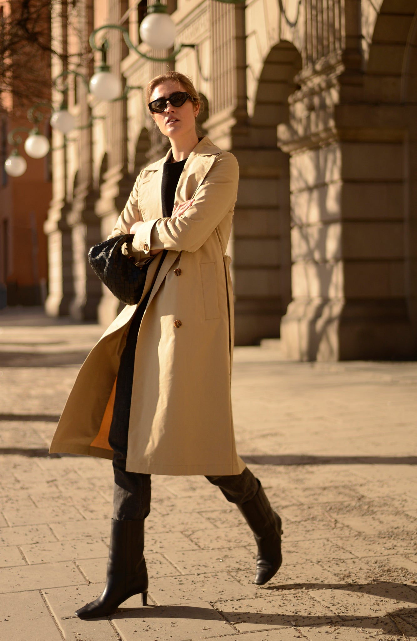 Vanessa Trench Coat