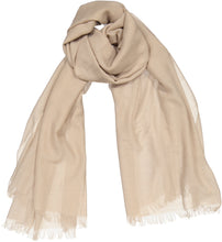 Marville Road Wool scarf nude