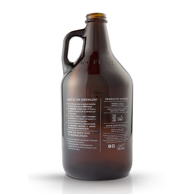 Big Growler 1,9 lts vacío