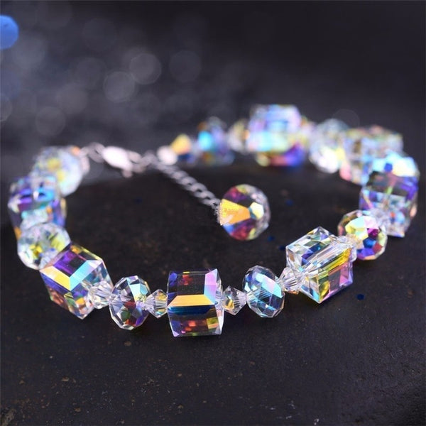 A Little Romance Crystal Bracelet