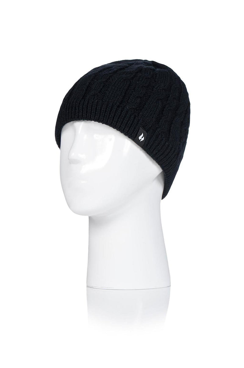 Women's Black Alesund Hat