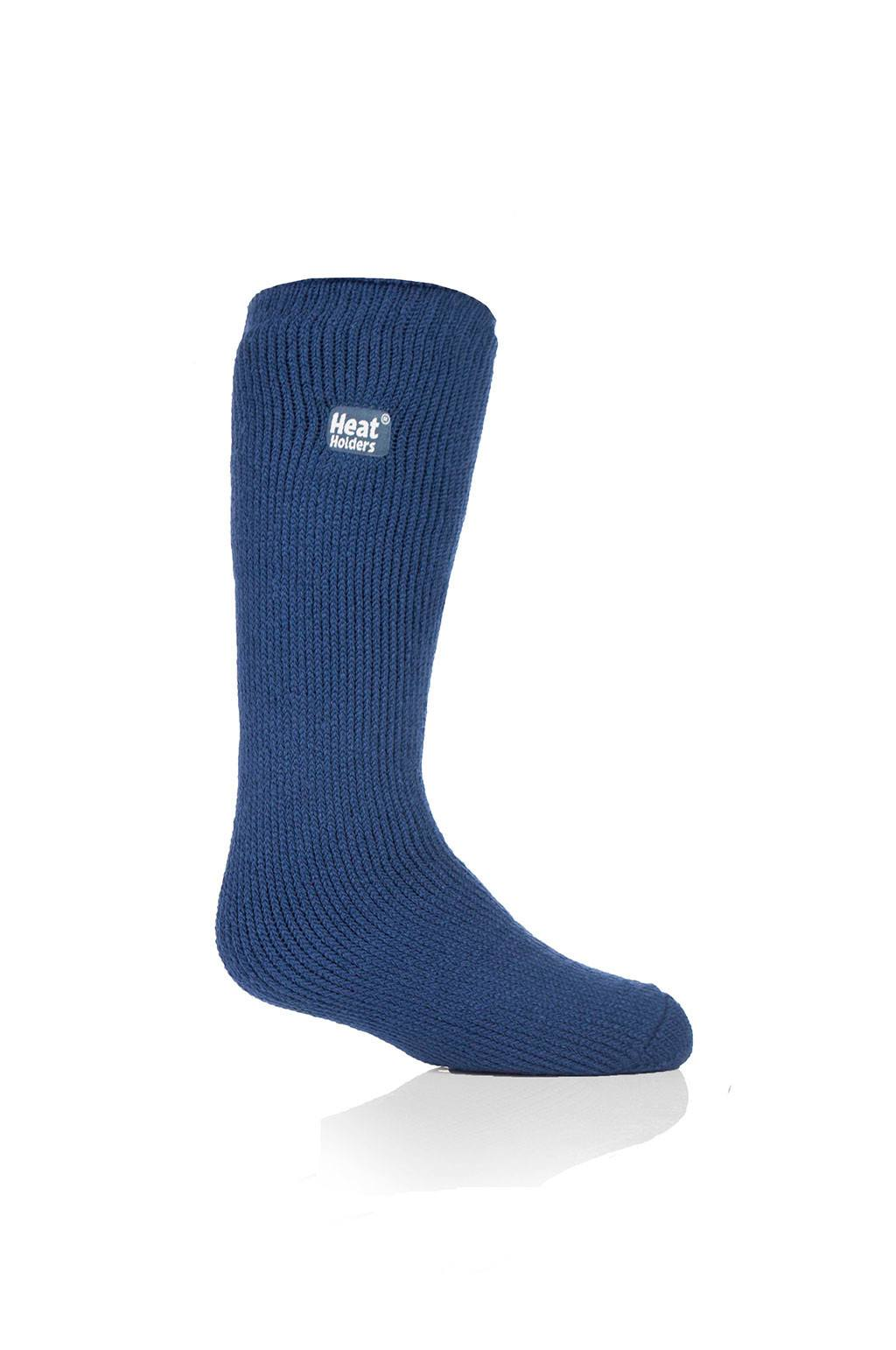 Younger Children Socks in Indigo