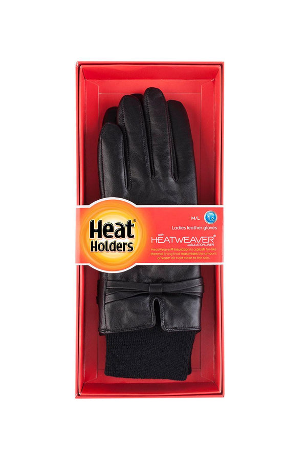 Women's Leather Gloves Packaging