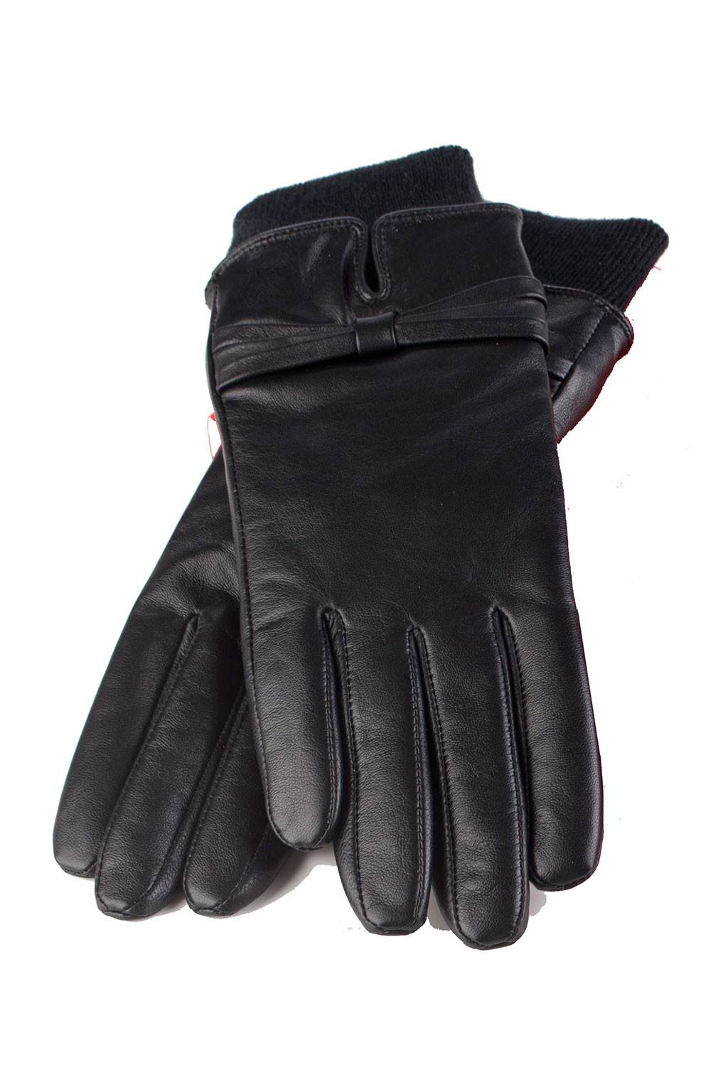 Ladies leather gloves large - Ladies Leather Gloves