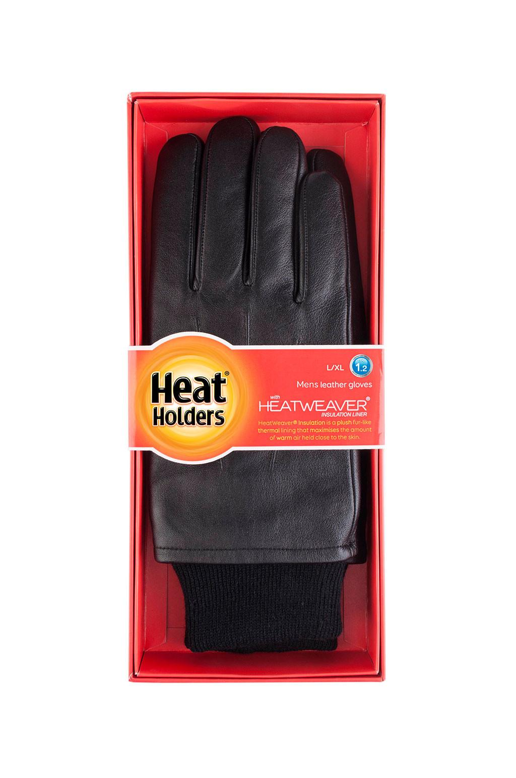 Mens leather insulated gloves - Men S Leather Gloves