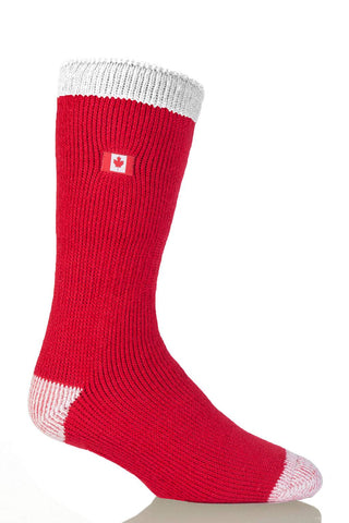 Men's Canada Flag Socks