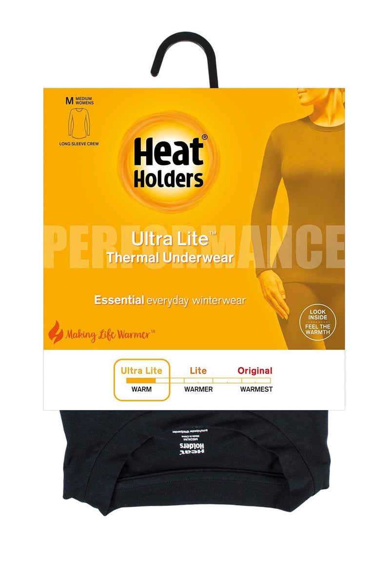 Women's ULTRA LITE™ Base Layer Tops Packaging