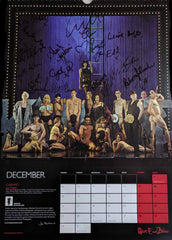 Signed by Will Young - 2013 Calendar