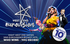 VIP TICKETS STALLS - West End Eurovision 2020