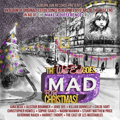 The West End Goes MAD For Christmas 2014