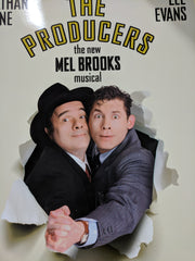 The Producers (Lane and Evans) - Theatrical Poster