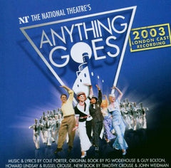 Anything Goes - 2003 London Cast CD