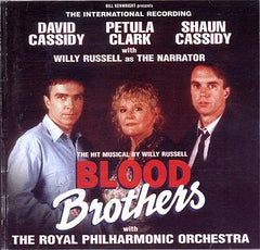 Blood Brothers - 1995 International Cast CD