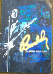 Buddy - Strand Theatre - London Programme