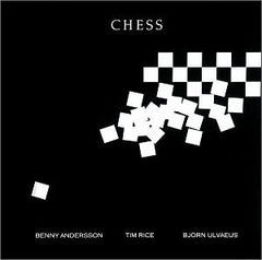 Chess - Concept Album Double CD