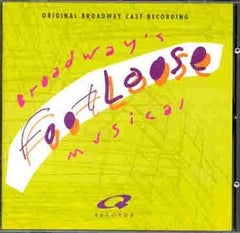 Footloose - Original Broadway Cast CD