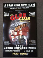 Glee Club - Theatrical Poster