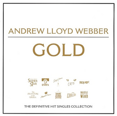 Andrew Lloyd Webber - Gold CD