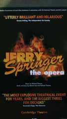 Jerry Springer the opera - Theatrical Poster