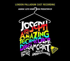 Joseph and the Amazing Technicolor Dreamcoat - London Cast Recording CD