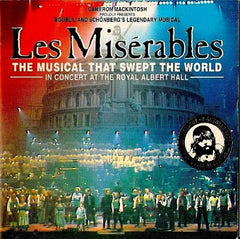 Les Miserables - In Concert At The Royal Albert Hall CD