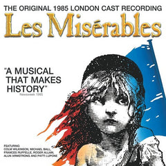 Les Miserables - Original London Cast CD