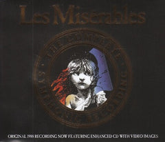 Les Miserables - Complete Symphonic Recording CD