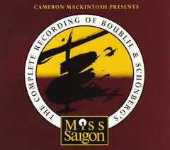 Miss Saigon - The Complete Recording CD