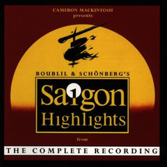 Miss Saigon, The Complete Recording (Highlights) CD