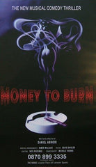 Money to Burn - The Musical  - Theatrical Poster