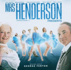 Mrs. Henderson Presents Film Soundtrack CD
