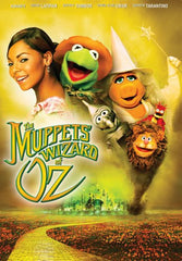 The Muppets Wizard of Oz (Region 1) DVD