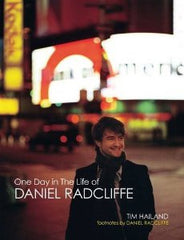 One Day in the Life of Daniel Radcliffe (Hardback) Book