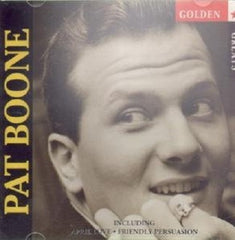 Pat Boone - Golden Greats CD