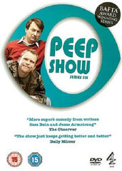 Peep Show Series 6 (Region 2) DVD (Sealed Copy)