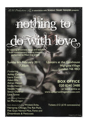 Nothing to do with Love - Theatrical Poster