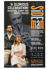 Side Man (version1) theatrical poster