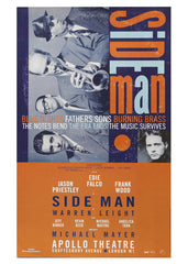 Side Man (version2) theatrical poster