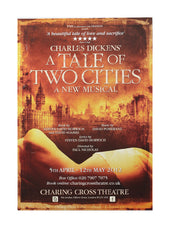 A Tale of Two Cities - theatrical poster