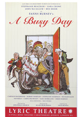 A Busy Day - Theatrical Poster