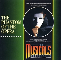 The Phantom of the Opera CD