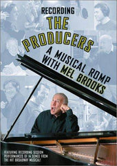 The Producers - A Musical Romp with Mel Brooks (Region 2) DVD