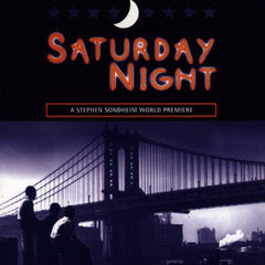 Saturday Night - Original London Cast CD